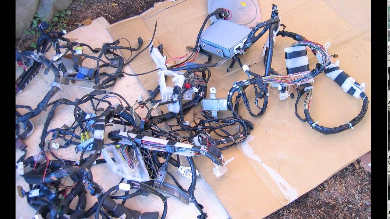 skyline r33 gtst wiring diagram honeywell rth9580wf factory reset nissan series 2 rb25det swap harness set wirring loom