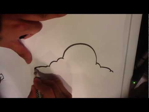 how-to-draw-a-cloud---easy-things-to-draw