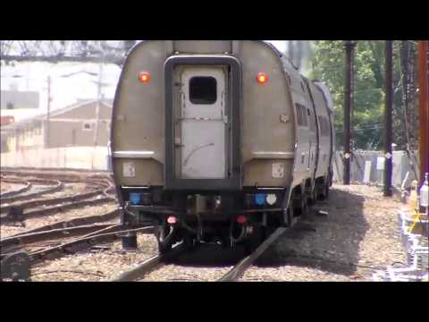 The Pennsylvanian trains 42, 43 and a Keystone Part 12