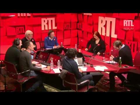A la bonne heure - Stéphane Bern et Audrey Fleurot - Lundi 25 Janvier 2016 - partie 1 - RTL - RTL