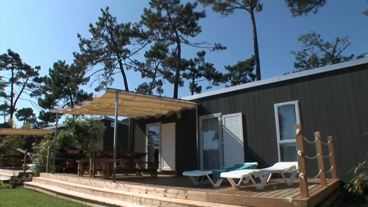 Camping airotel les viviers lege cap ferret arcachon gironde aquitaine france youtube - Lege cap ferret office de tourisme ...