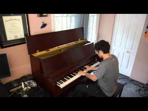 Oye Como Va - Solo Piano