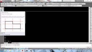 เรียน AutoCAD 2016 คำสั่งเบื่องต้น 1 (รับสอน AutoCAD)
