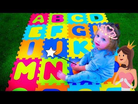 ABC Alphabet Phonics Nursery Rhymes & Kids Songs With Sarah And Bros