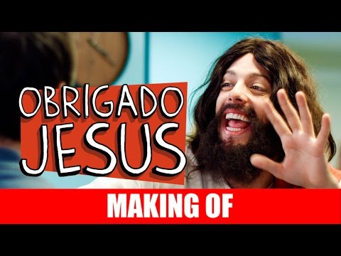 Making Of – Obrigado, Jesus