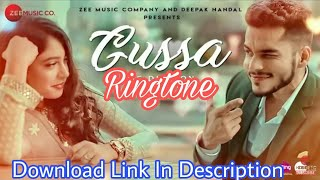 Gussa - Ringtone   DOWNLOAD LINK IN DESCRIPTION   BIG Dhillon   Indian Ringtones  