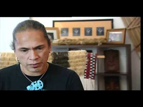 Maori artist to share craft with indigenous people of North America
