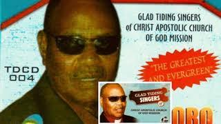 Ijesu  Ehorokakuovben- Apostle Dr. S E Ogbonmwan