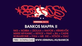 Bankos - Hajsza RMX (Prod. by Bobakrome) - Bankos Mappa 2 - Track 06