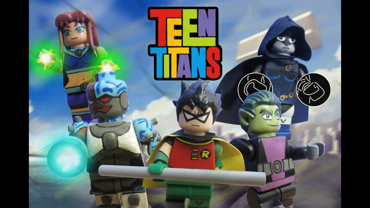 Related Keywords  Suggestions For Lego Teen Titans-5571
