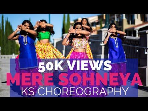 Download Lagu  Mere Sohneya | Bridesmaids Dance | KS Choreography Mp3 Free
