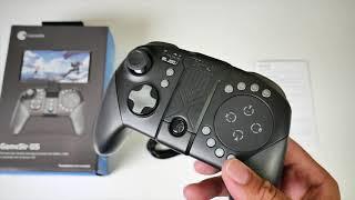 GameSir G5 Game Controller + GameSir X1 Keypad
