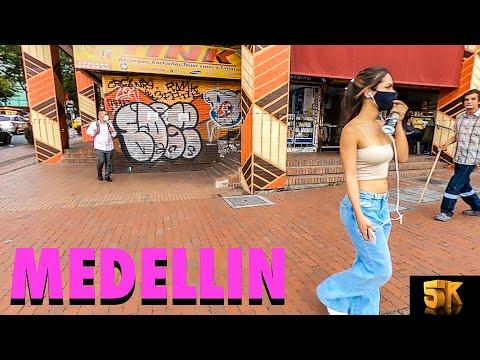 MEDELLIN, COLOMBIA 🇨🇴 APRIL 2021 - BEAUTIFUL LATINA COLOMBIAN WOMEN - PAISA GIRLS EL POBLADO [5K]