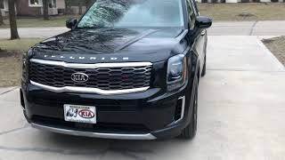 Kia Telluride S - First Impressions and Walk Around