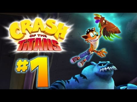 Crash of the Titans - Part 1 - WHAT DOES THE CRASH SAY? [JMP]