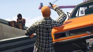 Реальная Жизнь в GTA 5 - ПРОДАЛ BENTLEY BENTAYGA ЧТО БЫ ВСТУПИТЬ В БАНДУ ЗА $250.000! (Thug Life)