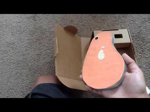 Pear Phone 5s