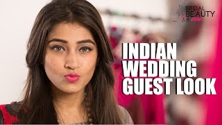 Indian Wedding Guest Look   Curious Components
