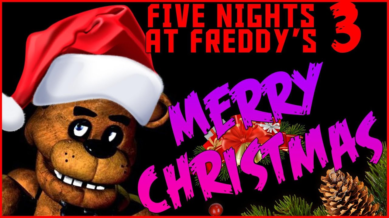 Pictures Of Christmas Five Nights At Freddys