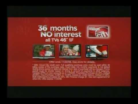Circuit City Christmas Commercial