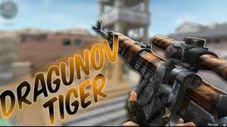 ^^CF^^ O leão branco The king of snipers + Dragunov tiger