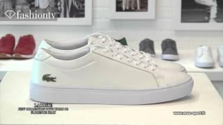 Lacoste shoes Pitti Uomo 88 @ FashionTv