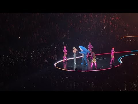 Katy Perry Witness World Tour live at Barclays Center