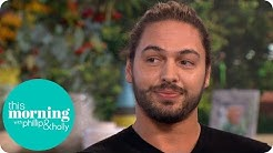 TOWIE's Mario Falcone Reveals His New Nose And Why He Decided To Go Under The Knife | This Morning