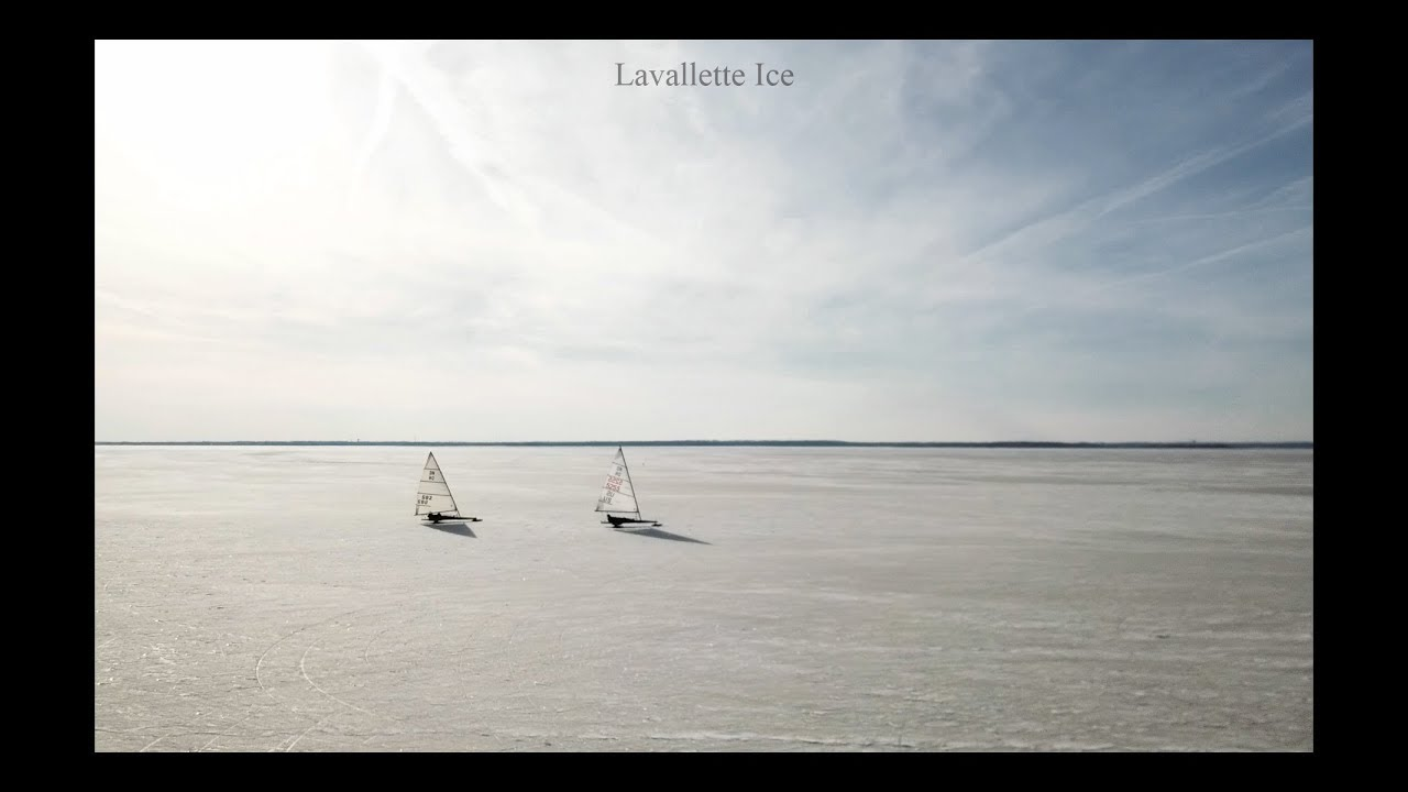 Ice Boating at LYC