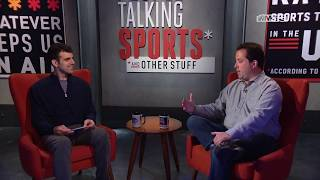 People Talking Sports* Episode 27 | Kenny Albert & Rae Sanni | Aired August 28th