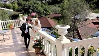 Красивая свадьба в Сочи(Очень красивая выездная регистрация в Сочи в комплексе Вавилон., 2013-03-11T13:50:31.000Z)