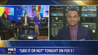 FOX 5's Like It Or Not, Britt McHenry, Bram Weinstein and Guy Lambert get real on FOX 5