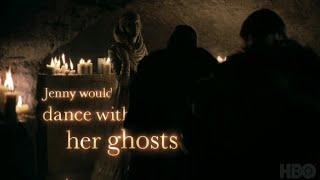 Призраки с Дженни танцуют. Финальный саундтрек. Ost Game Of Thrones