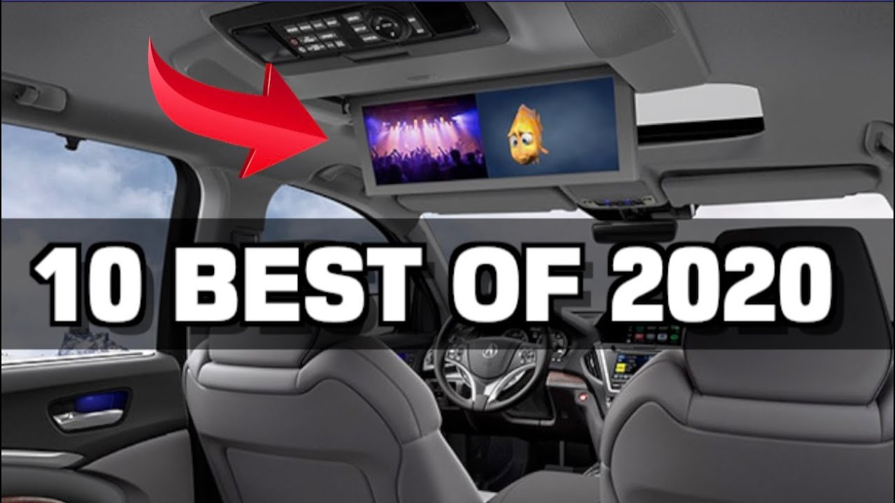 Top 2020 SUVs with Rear Entertainment Systems on Everyman Driver
