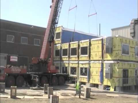 Ontario - Three Story Concrete & Steel, Modular Construction
