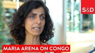 Marie Arena on Congo