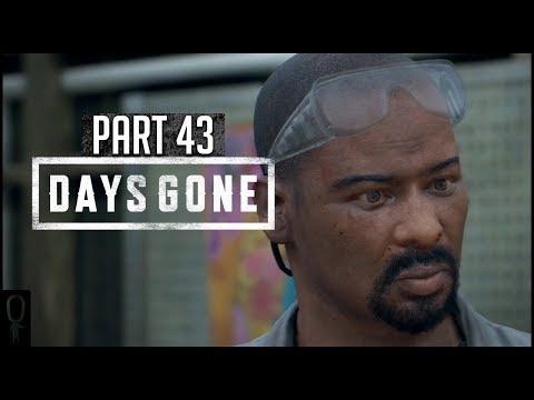weaver---part-43---days-gone---lets-play-walkthrough-gameplay