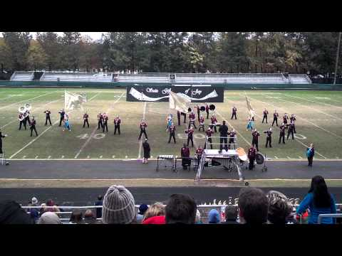 Harnett Central High School Marching Band 2014