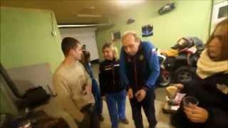 Новый клип Ленинград Танцы Vasia garage