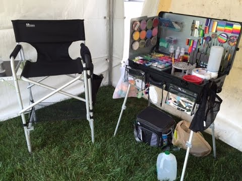 Face Paint Kit Craft N Go Setup Youtube