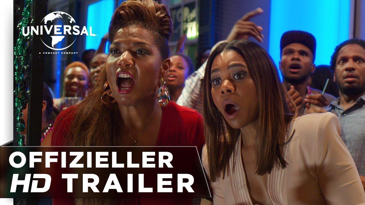 Alle Filme Mit Queen Latifah girls trip - trailer german/deutsch hd