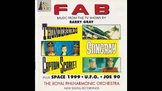 Royal Philharmonic Orchestra - Captain Scarlet