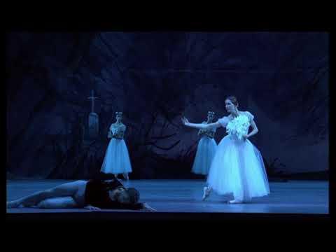 Bolshoi Ballet 2017-2018 Season: Giselle - Sergei Polunin Act II