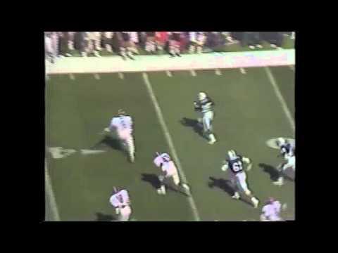 Memphis State - Alabama 1987 (edwin starr's war) (autograph's turn up the radio)