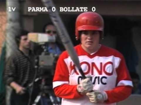 Italian Softball Series 1988, Parma - Bollate, Gara 4