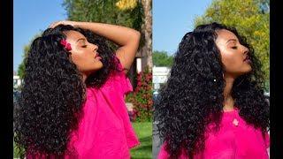 Sensationnel Empress Free-Part Lace Front Boutique Bundles Wig BOUTIQUE DEEP||Ebonyline.com