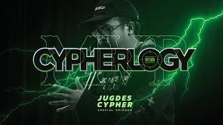 CYPHERLOGY MVP : JUDGES CYPHER (K-BATTLE 2019) | RAP IS NOW