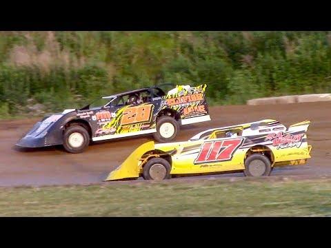360 Late Model Heat | Genesee Speedway | 6-23-18