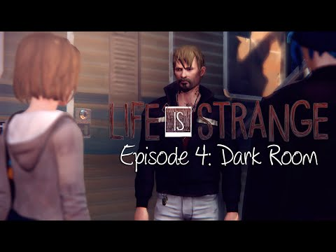 Life Is Strange Episode 4 Beach Frank Killed/Wounded/No One Got Hurt Dialogue Explored | Dark Room