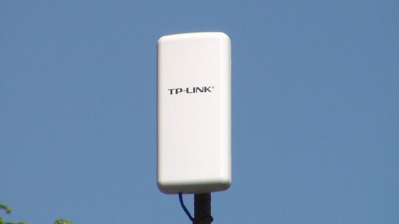 Teste Cpe Outdoor Wireless Tp Link Jocando Wifi Mais De Meio Km Youtube